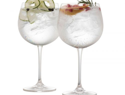 New G&T Glasses At Vokes!