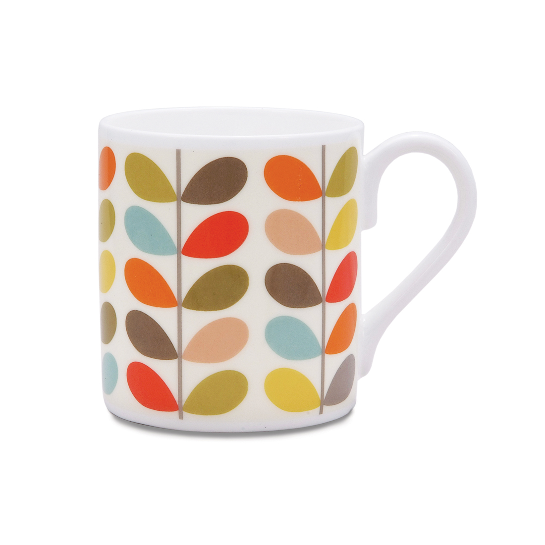 Orla Kiely Mug - New Multi-stem