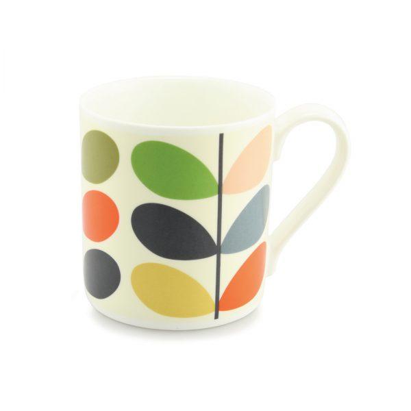 Orla Kiely Quite Big Mug - Multi-stem